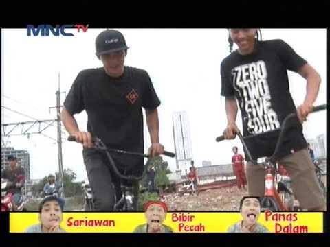 Syukuran Sinetron GO BMX telah Meewati Episode ke - 50 - Pose (23/11)