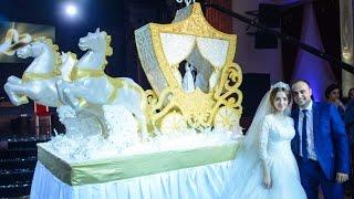 Армянская свадьба в Москве.Алик и Анна