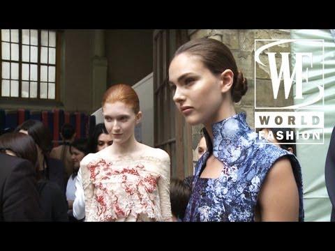 Yiqing Yin Couture 2013-14