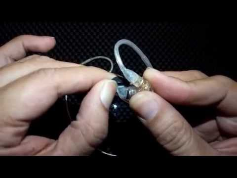 Cara Ganti Eartips Shure Bass Audio Headphone Store