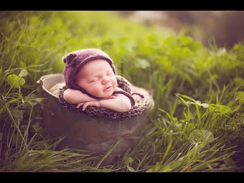 Outdoor baby shoot ideas and poses