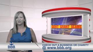 BBB Grant Scams 080514 1