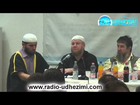 Tribunë Islame 20.5.2013 në Bonn - IRFAN SALIHU