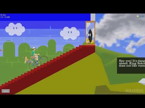 Игры Хэппи Вилс, играть в Happy Wheels онлайн бесплатно