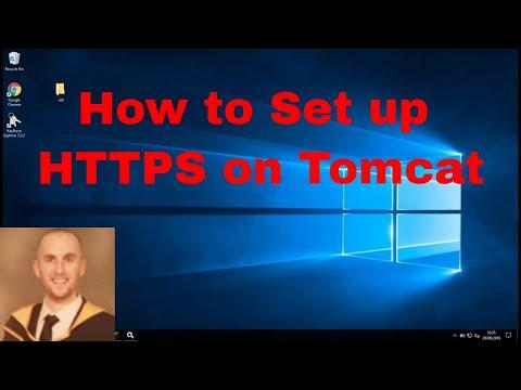 How To Set Up HTTPS  SSL On Tomcat