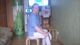 Артроз коленного сустава ( упражнение остеокинезис
