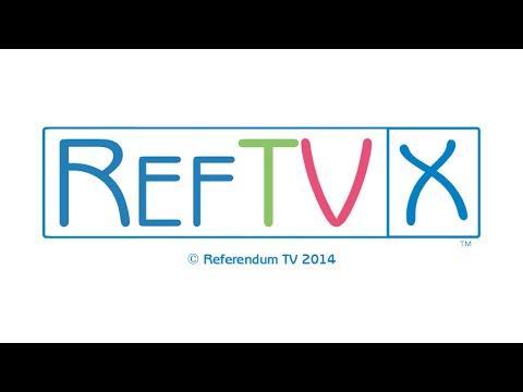 RefTV - In Conversation with Angela Constance MSP