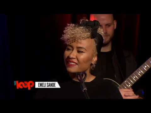 Emeli Sande Interview on The Loop