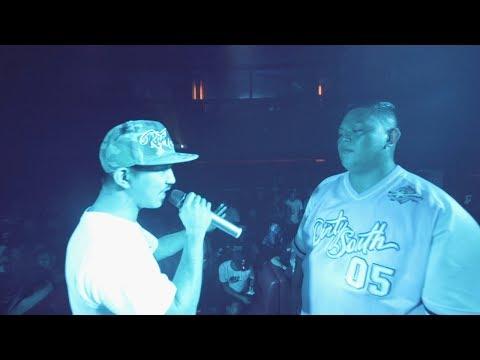 Bahay Katay - Mastafeat Vs Bakal - Rap Battle @ Abriletra
