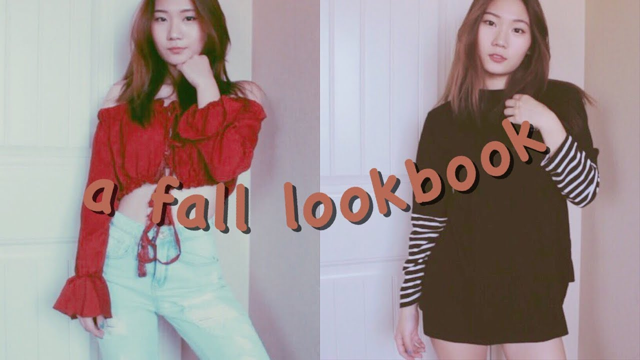 [VIDEO] - My Week In Fall Outfits | Jessie Ye 叶洁茜 8