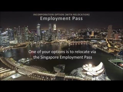 Singapore Company Registration Option for Foreign Individuals: Employment Pass