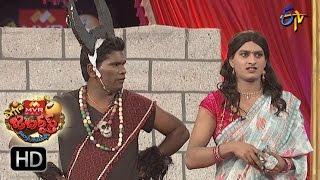 Chammak Chandra Performance | Extra Jabardsth | 13th January 2017| ETV  Telugu