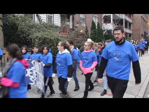 Diabetes Awareness Walk - St Demetrios School