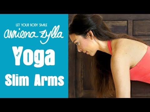 Yoga Workout -  Slim Arms Beginners  mit Amiena Zylla