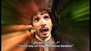 Flight of the Conchords - Frodo, dont wear the ring (subtitulado)