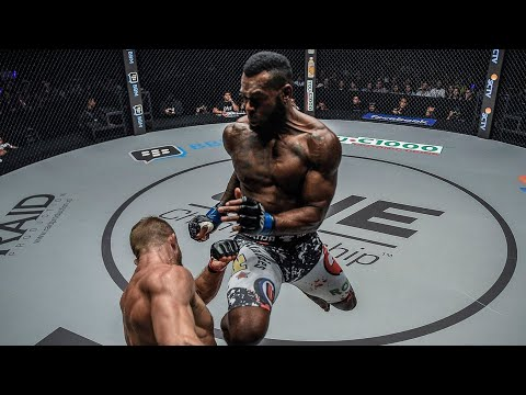Every Leandro Ataides KNOCKOUT In ONE Championship
