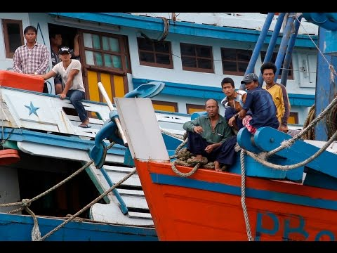 Global Journalist: Slave Labor at Sea