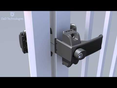 LokkLatch Magnetic Installation