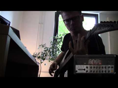 Engl Powerball - Amplitube - Metal Demo - Sound Test Review
