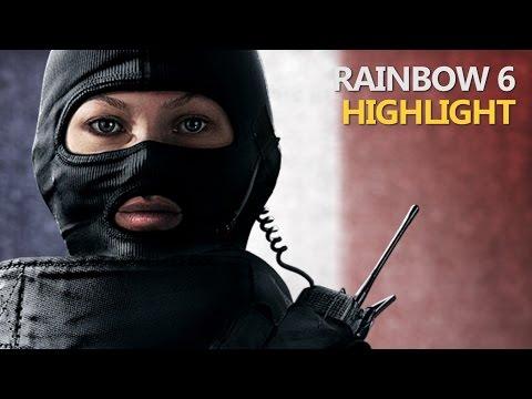 Clutch Victory! (Rainbow 6 Highlight)