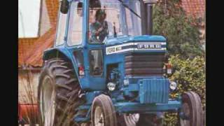 new holland ford fordson