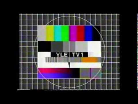 DX-TV Analogue From Finland YLE - VHF