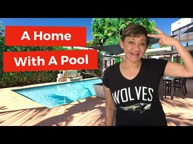 A Home With A Pool | Kasama Lee, Napa and Solano Counties Realtor