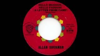 Hello Muddah, Hello Faddah! (A Letter From Camp) - Allan Sherman (1963)