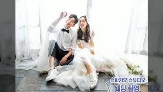 웨딩사진 촬영 전문 스튜디오에서 아름다운 결혼사진 남기…