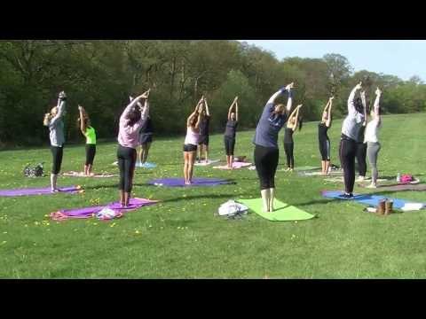 Yoga in Trent Park London ( Hot Yoga by Gemma )