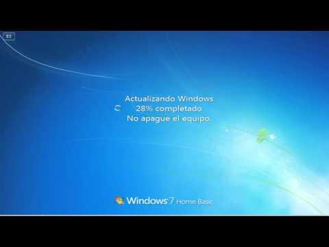 como actualizar tu windows 7 starter o home basic a home premium, Professional o Ultimate