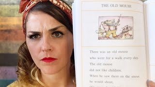 Mouse Tales 6 - the Old Mouse by Arnold Lobel - read by Lolly Hopwood