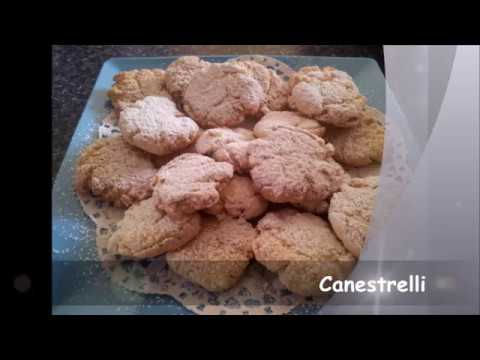 Canestrelli Italian Biscuits - Fast & Easy Recipe
