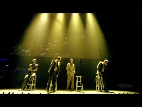 Backstreet Boys - More Than That ( Live from the O2 Arena) HD
