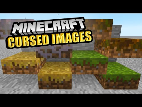 Cursed Minecraft Images Nivel Dios Youtube