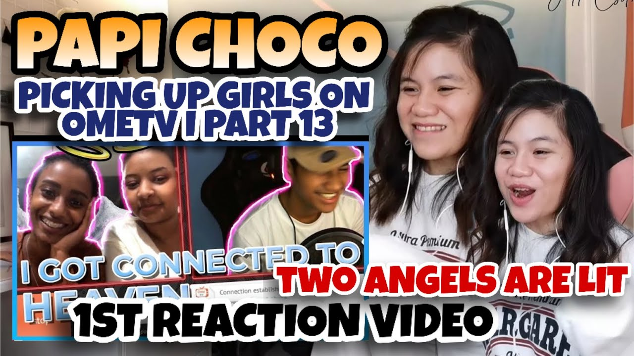 PICKING UP GIRLS ON OME TV PART 13 I PAPI CHOCO I LEZGOWIE I REACTION VIDEO
