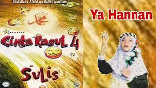 Cinta Rasul Vol 4 - Sulis ( Ya Hannan )