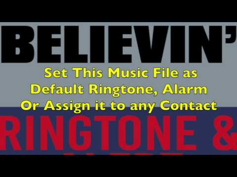 Don't Stop Believing by Journey Ringtone and Alert