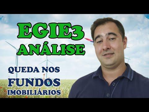 Análise da ENGIE3 e a QUEDA no preço dos Fundos Imobiliários