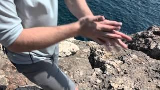 Deep Water Soloing- Mallorca, Spain