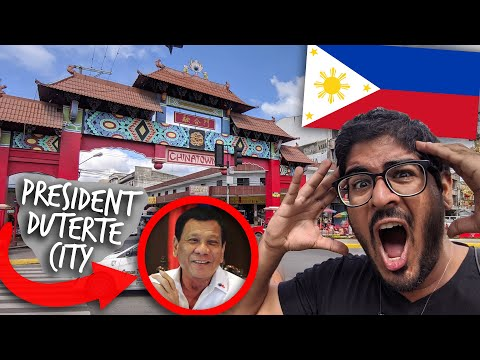 DAVAO CITY IS AMAZING! - FOREIGNERS explore the CAPITOL OF MINDANAO!