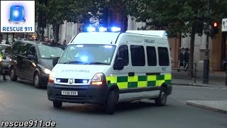 3x Private Ambulance in London