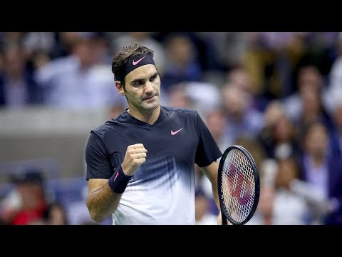 US Open Tennis 2017 In Review: Roger Federer