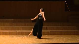 Eva Bertomeu en el Palau de la Música de Valencia 19/10/2013