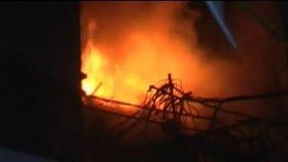Fire At Sadar Bazar In Delhi Under Control