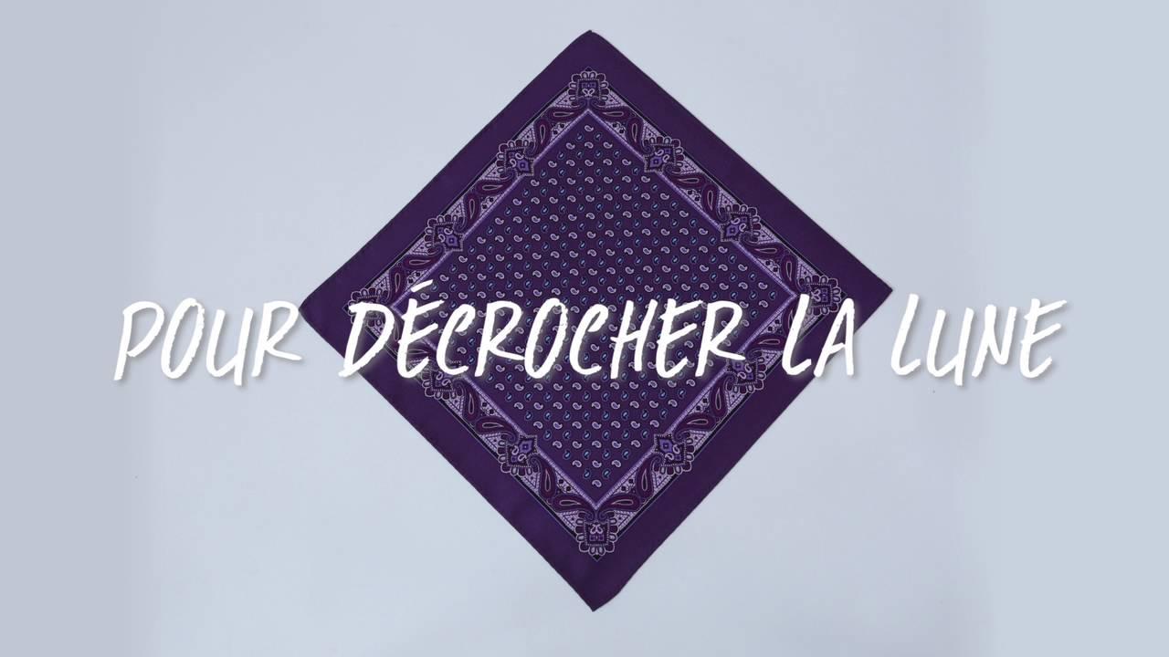 Comment Mettre Un Mouchoir De Poche #5: Comment Plier Un Mouchoir De Poche   WINNERS
