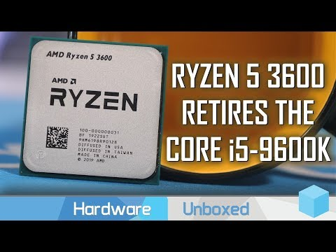 AMD Ryzen 5 3600 Review, Price to Performance Champ!