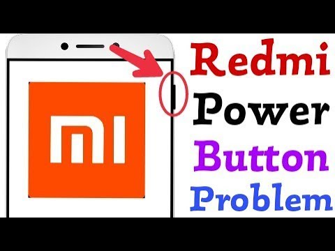 Xiaomi Redmi || Power Button Not Working || On Off key Not Working Problem  Solve