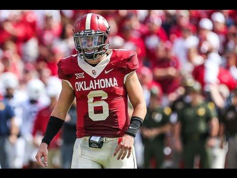Oklahoma Sooners Football Pump Up 17