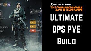 The Division 1.8 Ultimate DPS PVE Build (Best PVE Build)!